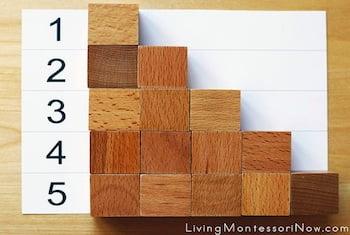 montessori-monday-math-activities-using-cubes