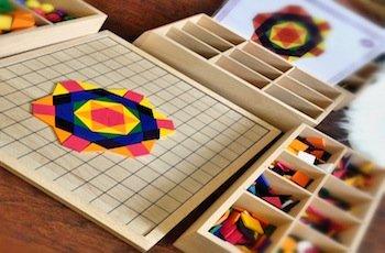 Learn Through Senses with Spielgaben